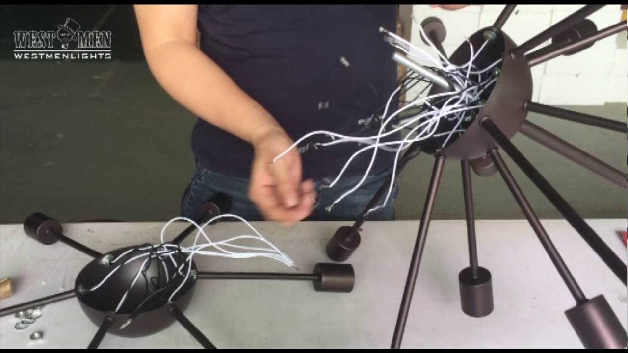 Chandelier Wiring Diagram | Manual E-Books - Chandelier Wiring Diagram