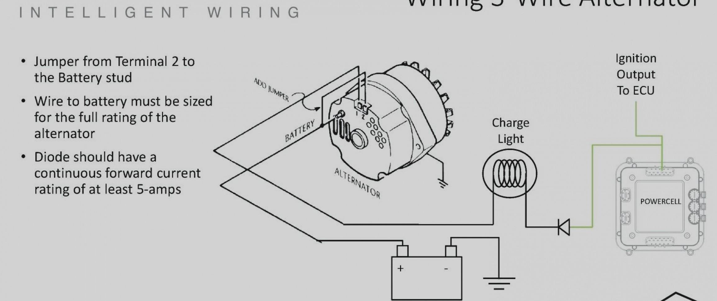 Chevy 350 Alternator Voltage Regulator Wiring Diagram - Wiring Diagrams - Alternator Wiring Diagram Chevy 350