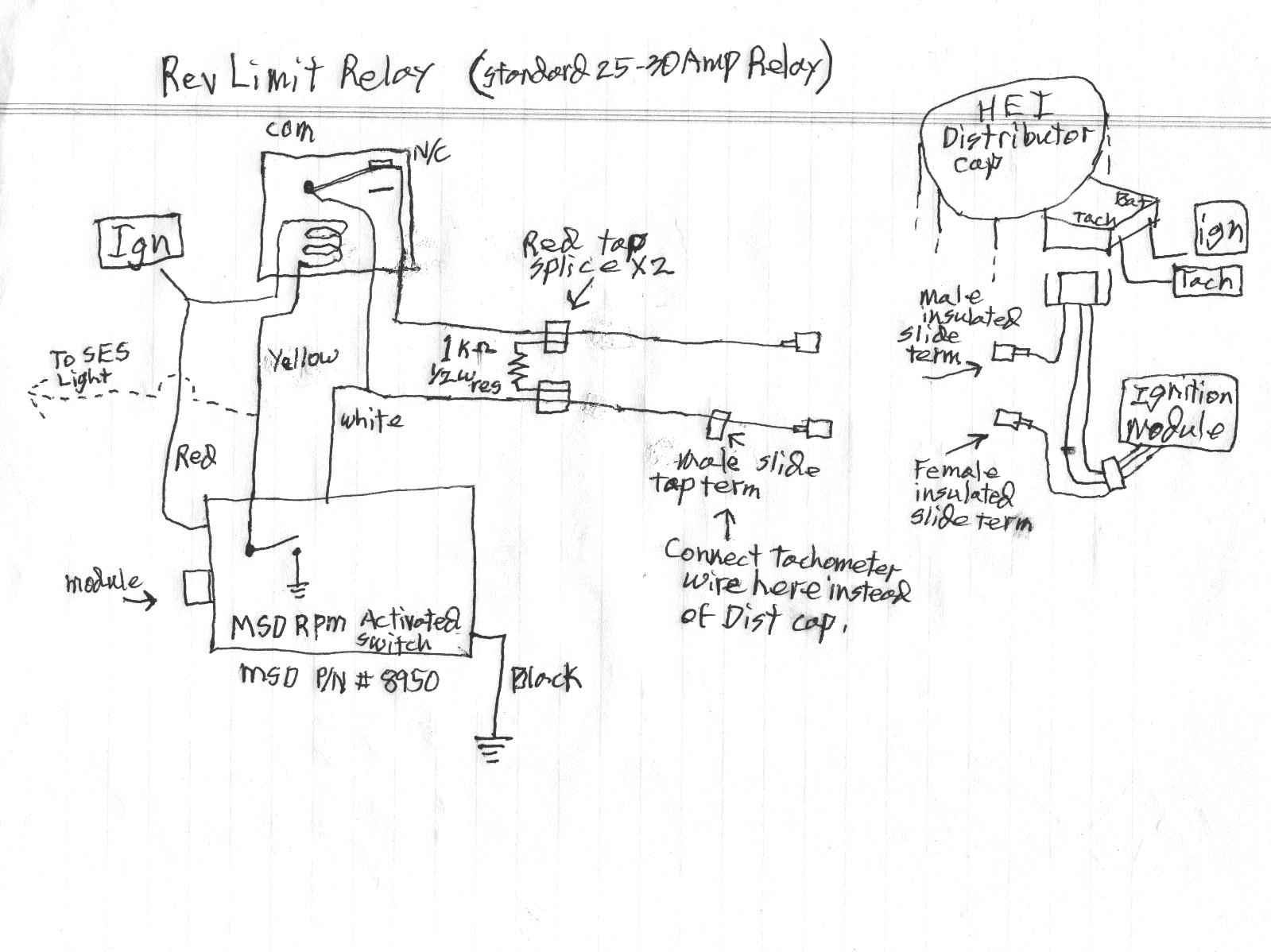 Chevy 350 Hei Distributor Wiring Diagram Lukaszmira Com And - Hei Distributor Wiring Diagram