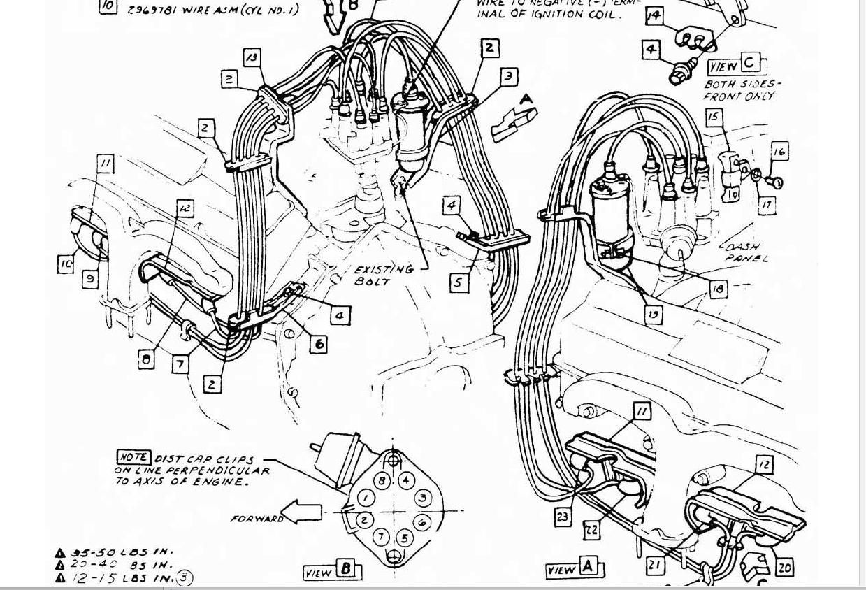 Chevy 350 Lt1 Spark Plug Wiring Diagram - Wiring Diagram Online - Spark Plug Wiring Diagram Chevy 350