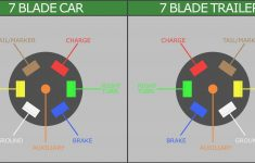 Chevy 7 Pin Wiring Diagram   Wiring Diagrams Click   Trailer Light Wiring Diagram 7 Way