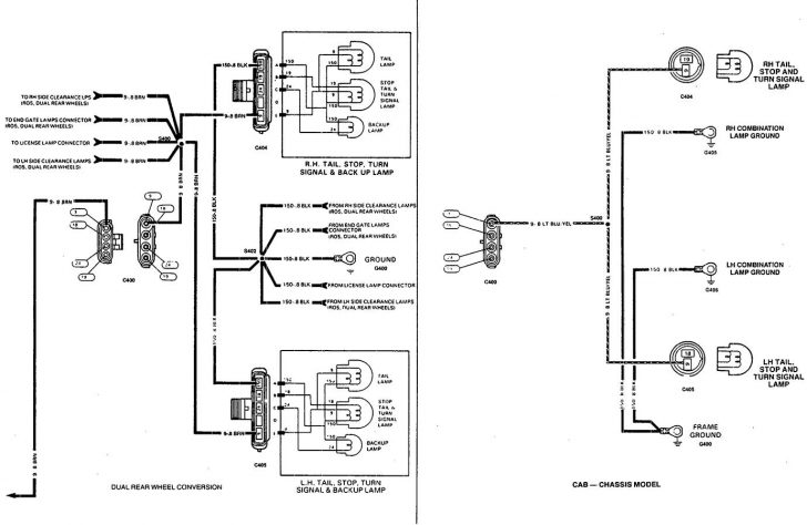 Reverse Light Wiring Diagram
