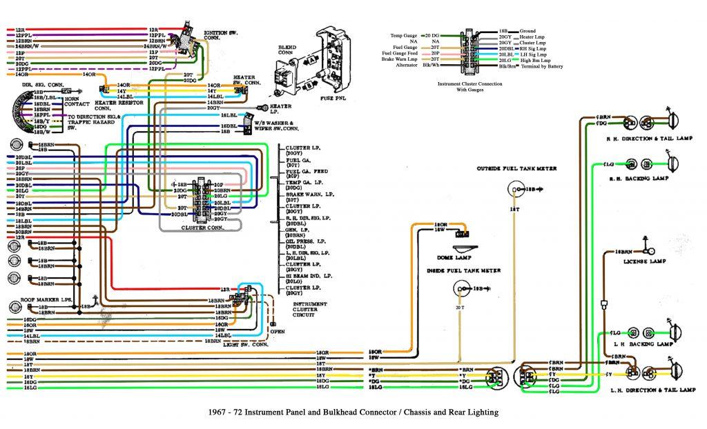 Chevy Truck Fuse Diagram | Manual E Books   1990 Chevy 1500 Fuel Pump Wiring Diagram