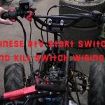 Chinese Atv Start Button And Kill Switch Wiring.   Youtube   Atv Starter Solenoid Wiring Diagram