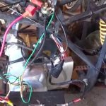 Chinese Quad 110 Cc Wiring Nightmare   Youtube   110Cc Atv Wiring Diagram