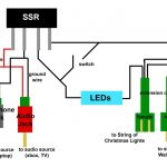 Christmas Light Wiring Diagram 4 Wire | Wiring Library   Christmas Light Wiring Diagram 3 Wire