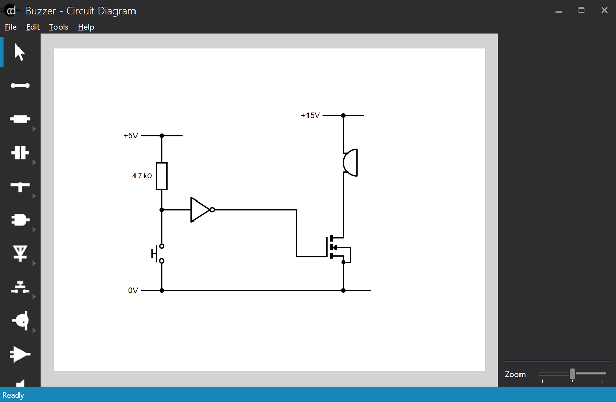 Circuit Diagram - A Circuit Diagram Maker - Free Wiring Diagram Software