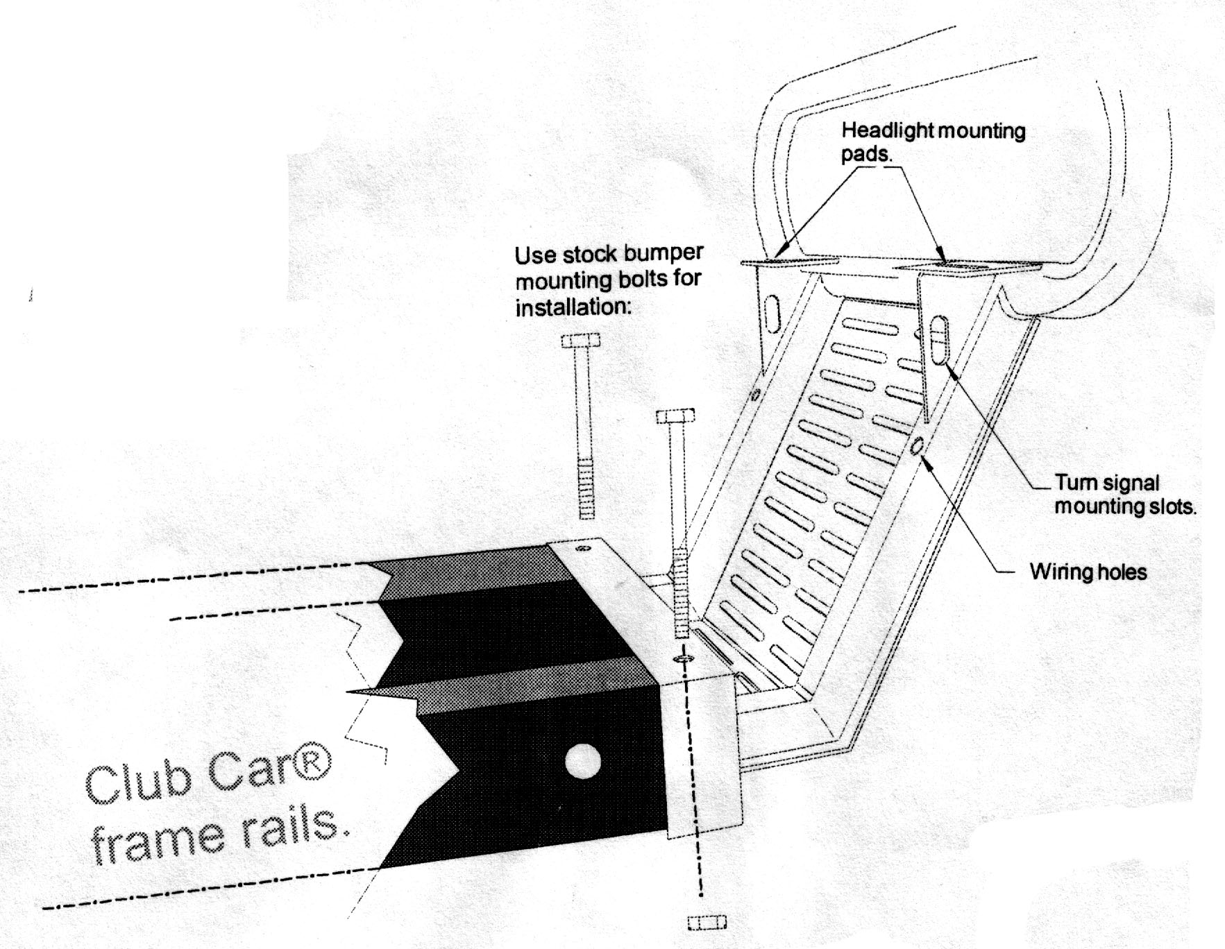 Club Car Precedent Light Kit Wiring Diagram | Wiring Library - Club Car Precedent Light Kit Wiring Diagram