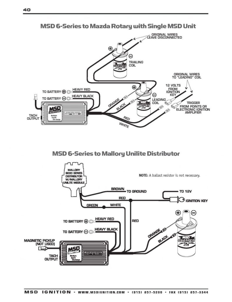 Coil And Distributor Wiring Diagram - Wiring Diagrams Hubs - 12 Volt Ignition Coil Wiring Diagram