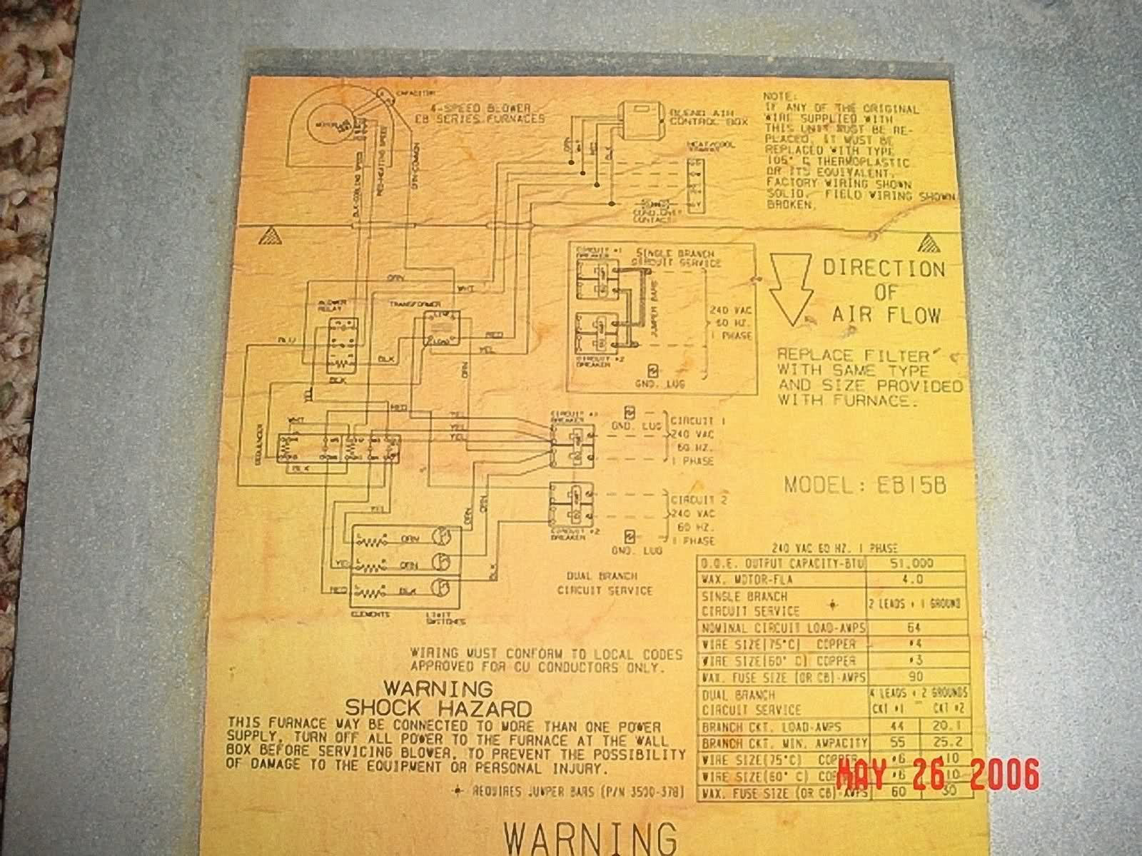 Coleman Electric Furnace For Mobile Home Wiring Diagrams Modular On - Coleman Mobile Home Electric Furnace Wiring Diagram