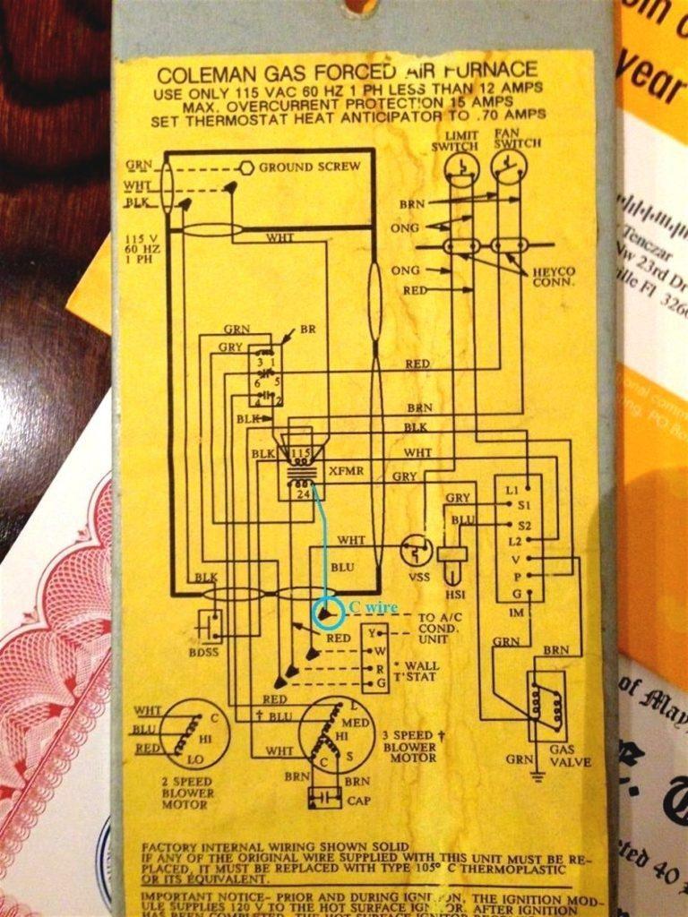 coleman electric furnace wiring diagram wirings diagram rh wirings diagram com