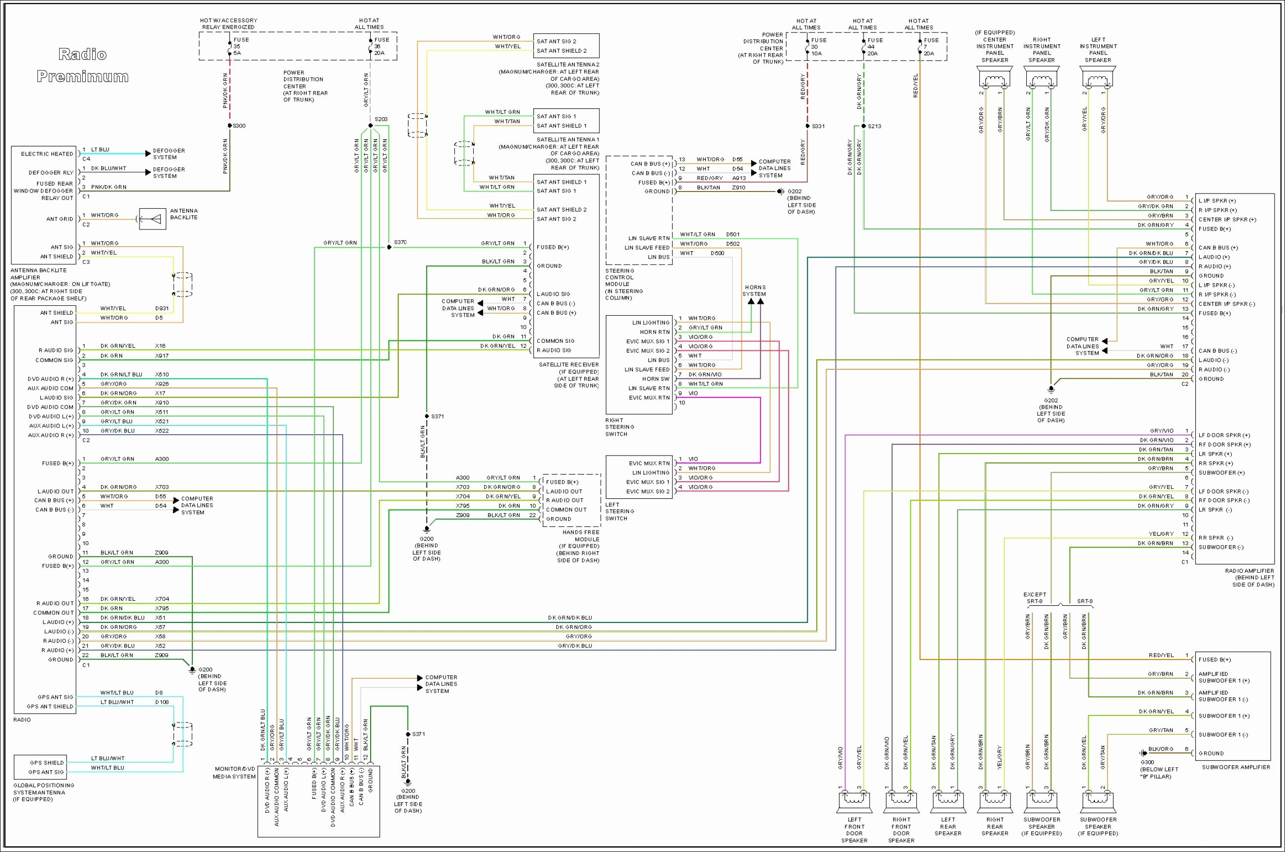 Common Stereo Wiring Diagrams | Wiring Diagram - 2005 Chevy Impala Radio Wiring Diagram