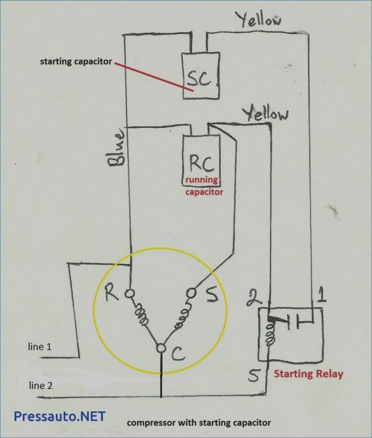 hvac potential relay wiring diagram mars 16095 potential relay wiring diagram wiring diagram #3