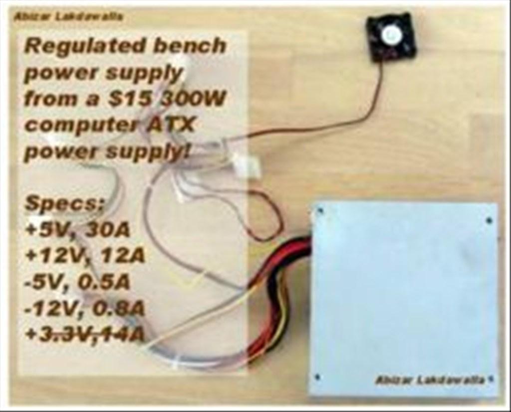 Computer Power Supply Wiring Diagram | Manual E-Books - Computer Power Supply Wiring Diagram