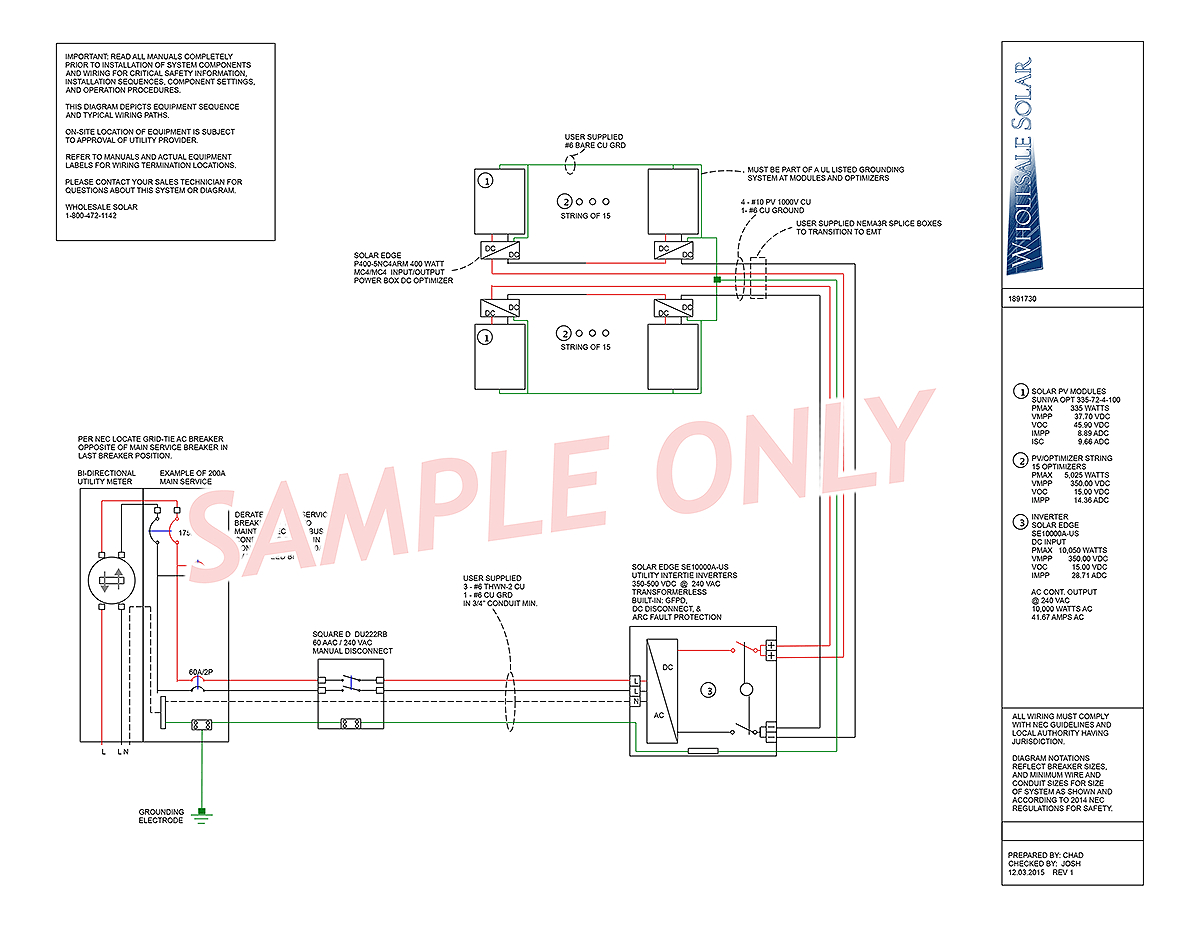 Conduit Wiring Diagram Solar | Wiring Diagram - Conduit Wiring Diagram