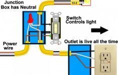 Cooper Receptacle Switch Wiring Diagram | Manual E Books   Light Switch Outlet Combo Wiring Diagram