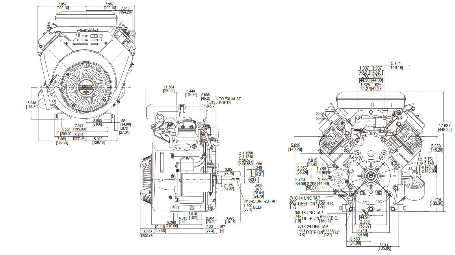 Craftsman 18 Hp Lawn Tractor Wiring Diagram Solutions Picturesque - Briggs And Stratton V-Twin Wiring Diagram