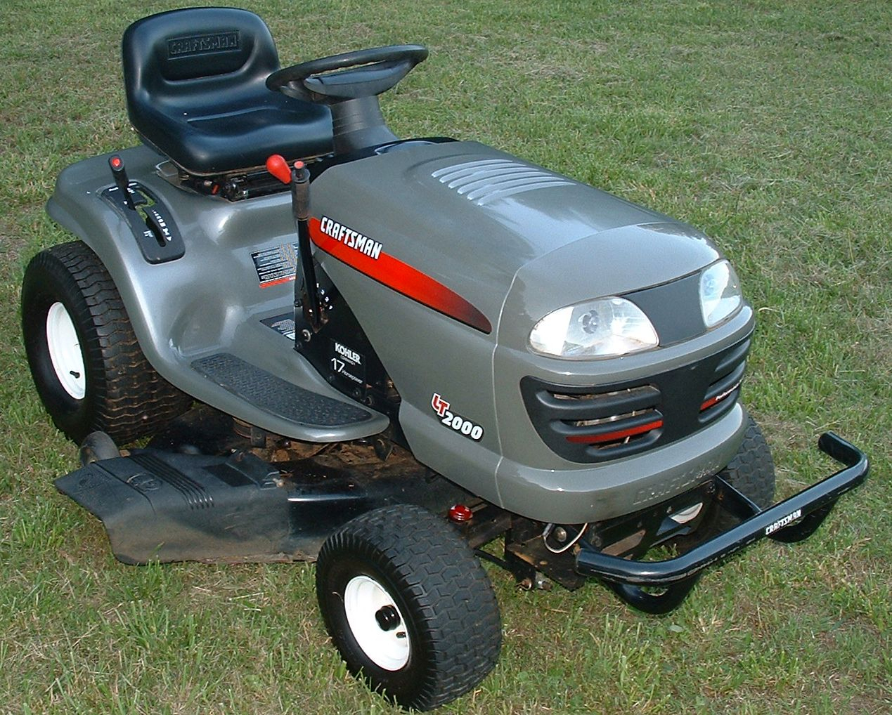 Craftsman Riding Lawn Mower Ignition Switch Wiring Diagram | Yard - Riding Lawn Mower Ignition Switch Wiring Diagram