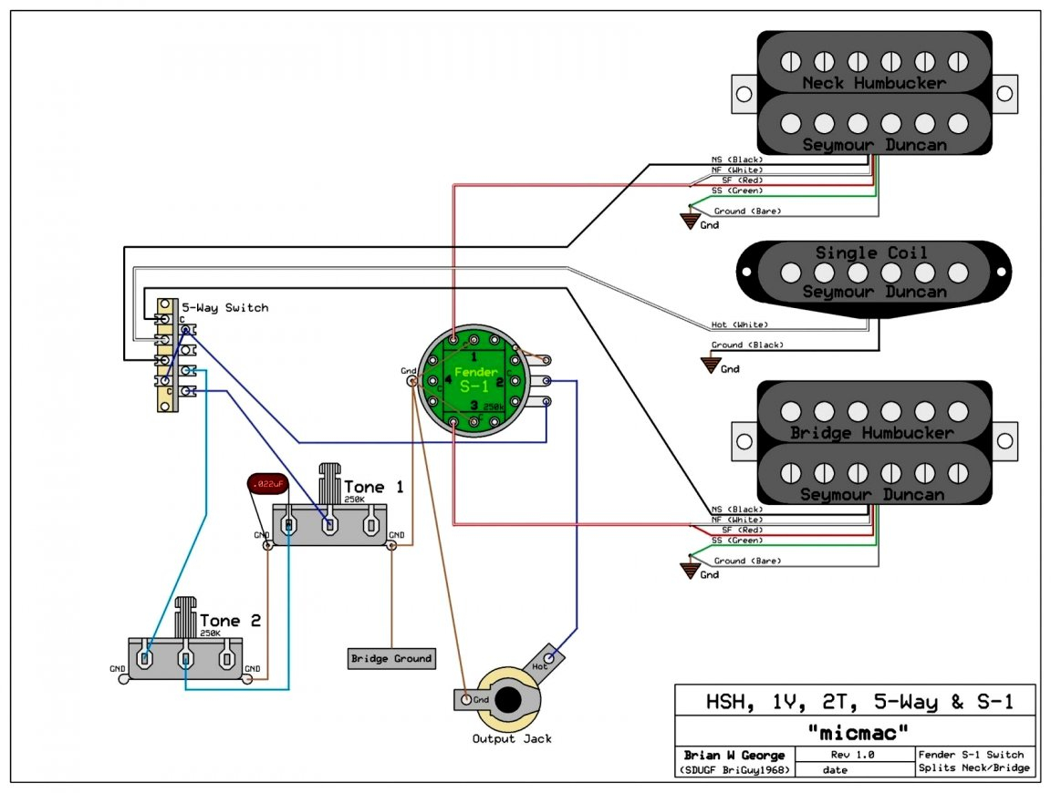 Crl 5 Way Switch Wiring Diagram | Wiring Diagram - Strat Wiring Diagram 5 Way Switch