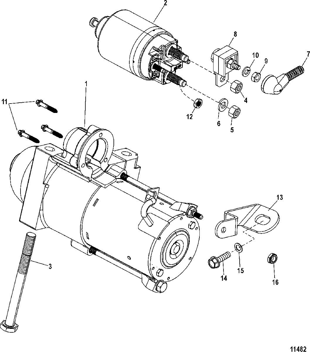 Crusader Engine Starter Wiring Diagram   Best Wiring Library - Mercruiser 3.0 Wiring Diagram