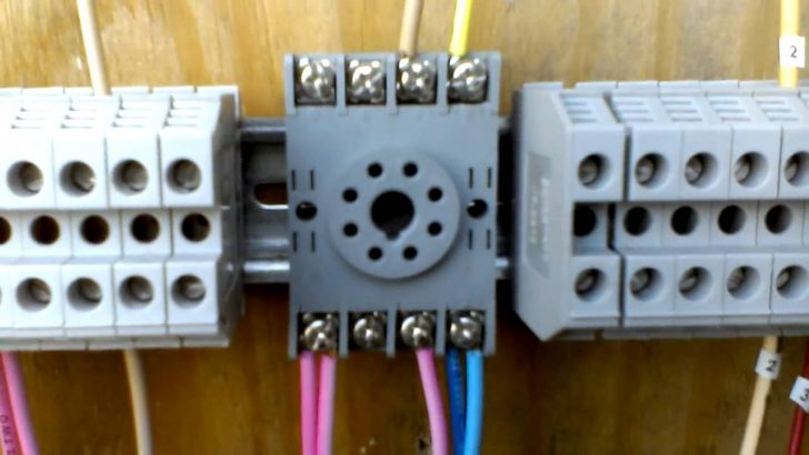 Sensational Omron 8 Pin Relay Wiring Diagram Wirings Diagram Wiring 101 Kwecapipaaccommodationcom