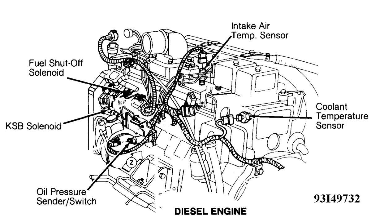 Cummins Fuel Solenoid Wiring | Manual E-Books - Cummins Fuel Shut Off Solenoid Wiring Diagram