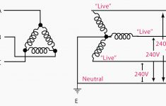 Current Systems (Ac/dc) And Voltage Levels Basics You Must Never   4 Wire 220 Volt Wiring Diagram