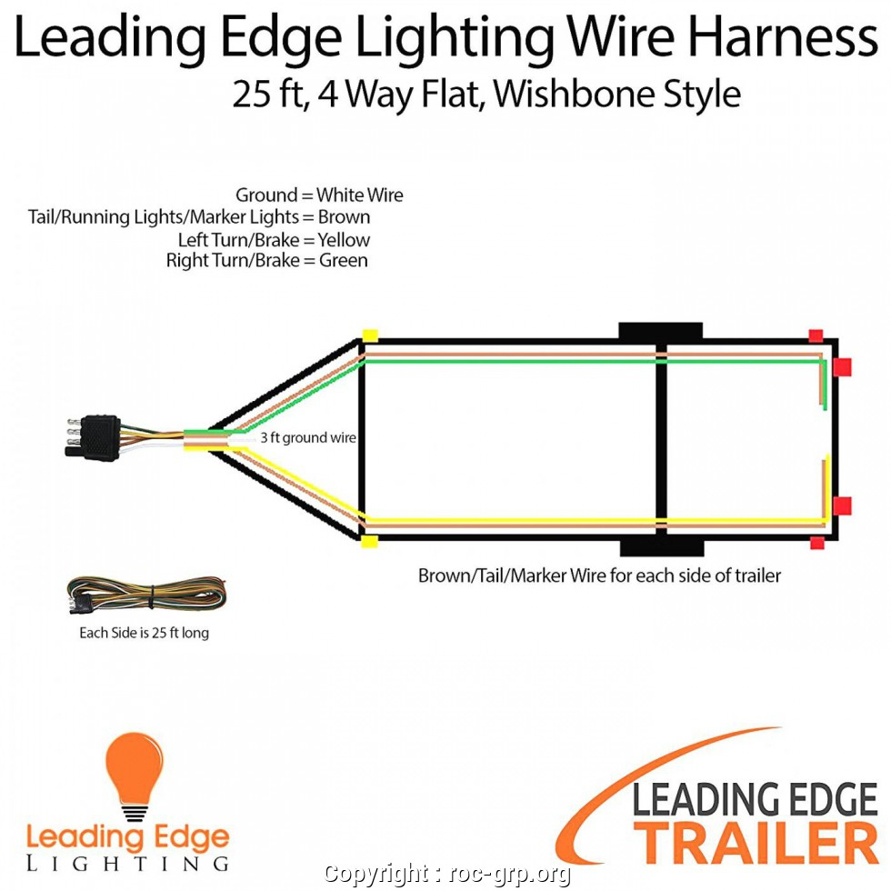 Curt Wiring Diagram | Wiring Library - 4 Way Trailer Plug Wiring Diagram