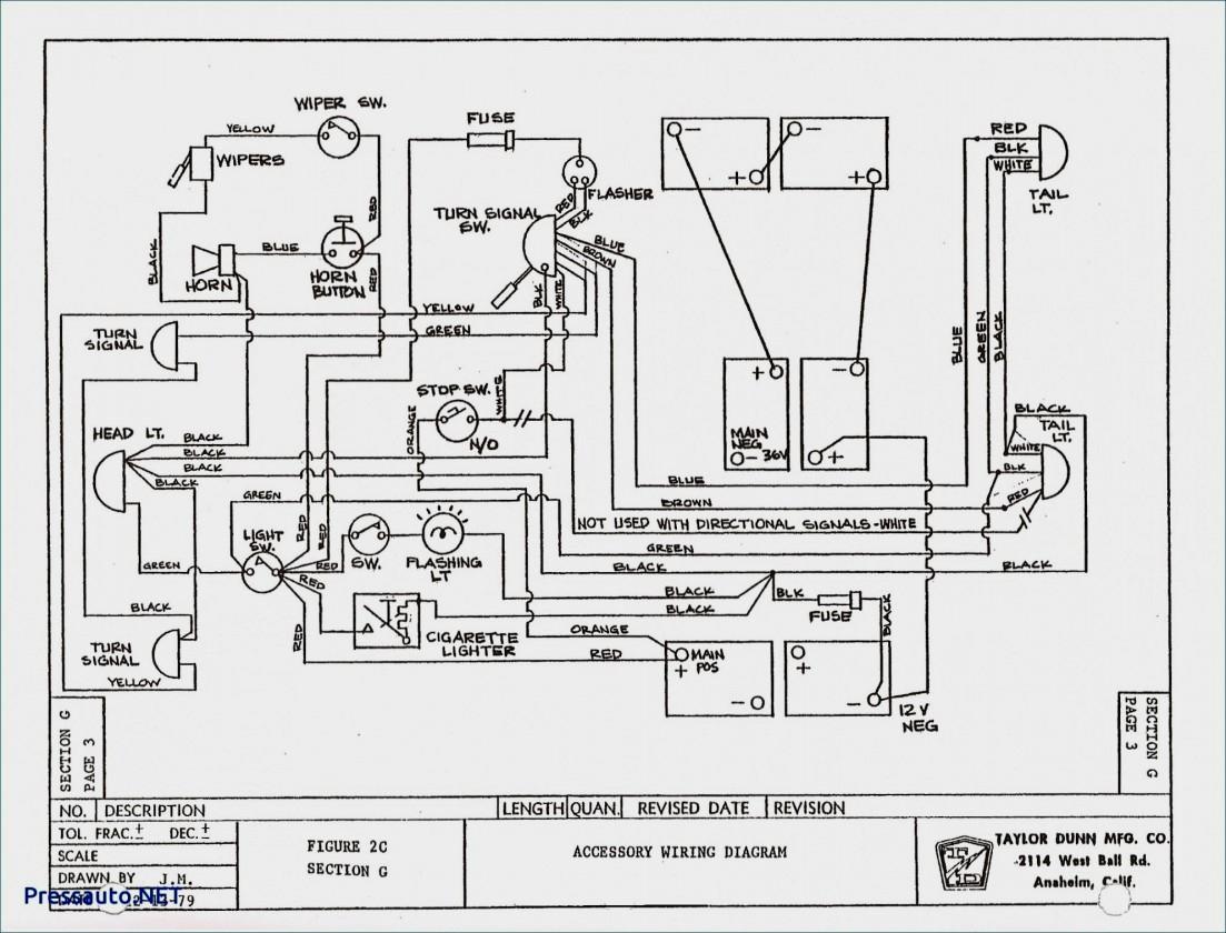 Cushman Starter Generator Wiring Diagram - Wiring Diagram Explained - Starter Generator Wiring Diagram