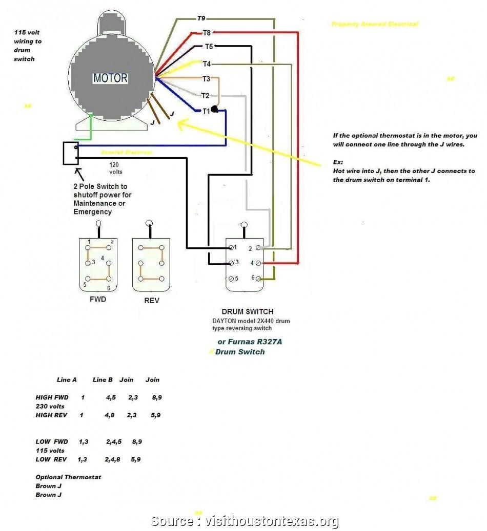 Dayton Electric Motor Wiring Diagram - Wiring Library - Dayton Electric Motors Wiring Diagram Download