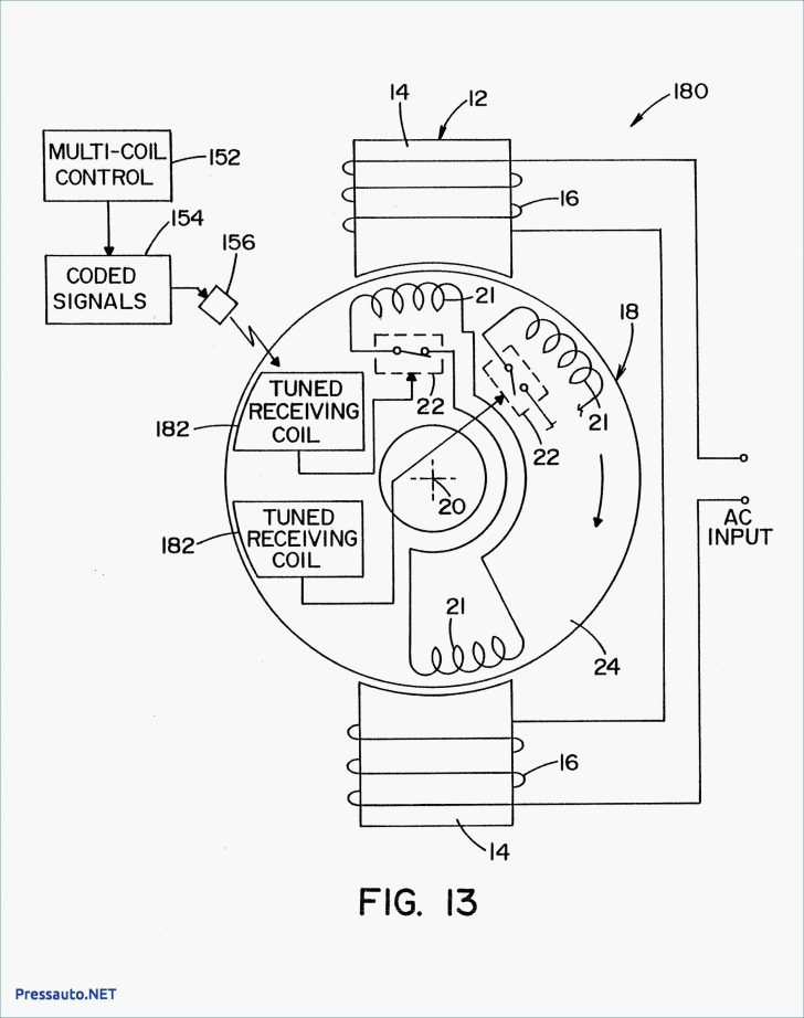 Wiring Diagram Electric Motor