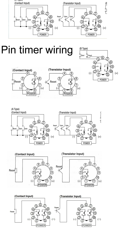 Dayton Time Delay Relay Wiring Diagram | Manual E-Books - Time Delay Relay Wiring Diagram