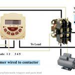 Dc Contactor Wiring | Wiring Diagram   24 Volt Transformer Wiring Diagram