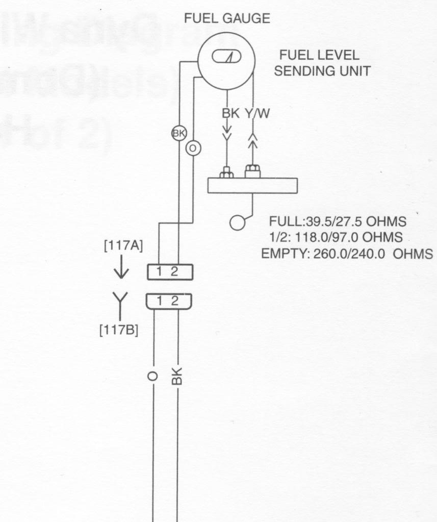 Dc Fuel Gauge Wiring Diagram | Wiring Library - Fuel Gauge Wiring Diagram