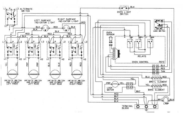 Terrific Electric Stove Burner Wiring Diagram Wirings Diagram Wiring 101 Mecadwellnesstrialsorg