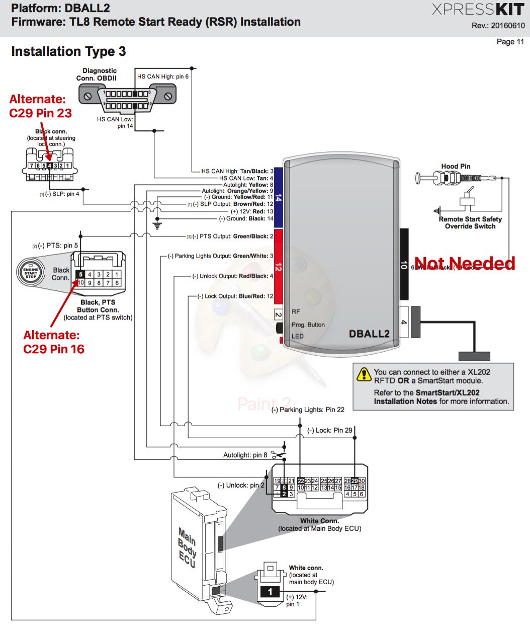 Dei Remote Start Wiring Diagram Tribute | Wiring Diagram - Dball2 Wiring Diagram