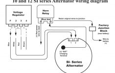Delco Cs130 Alternator Wiring – Wiring Diagram Description – Toyota Alternator Wiring Diagram