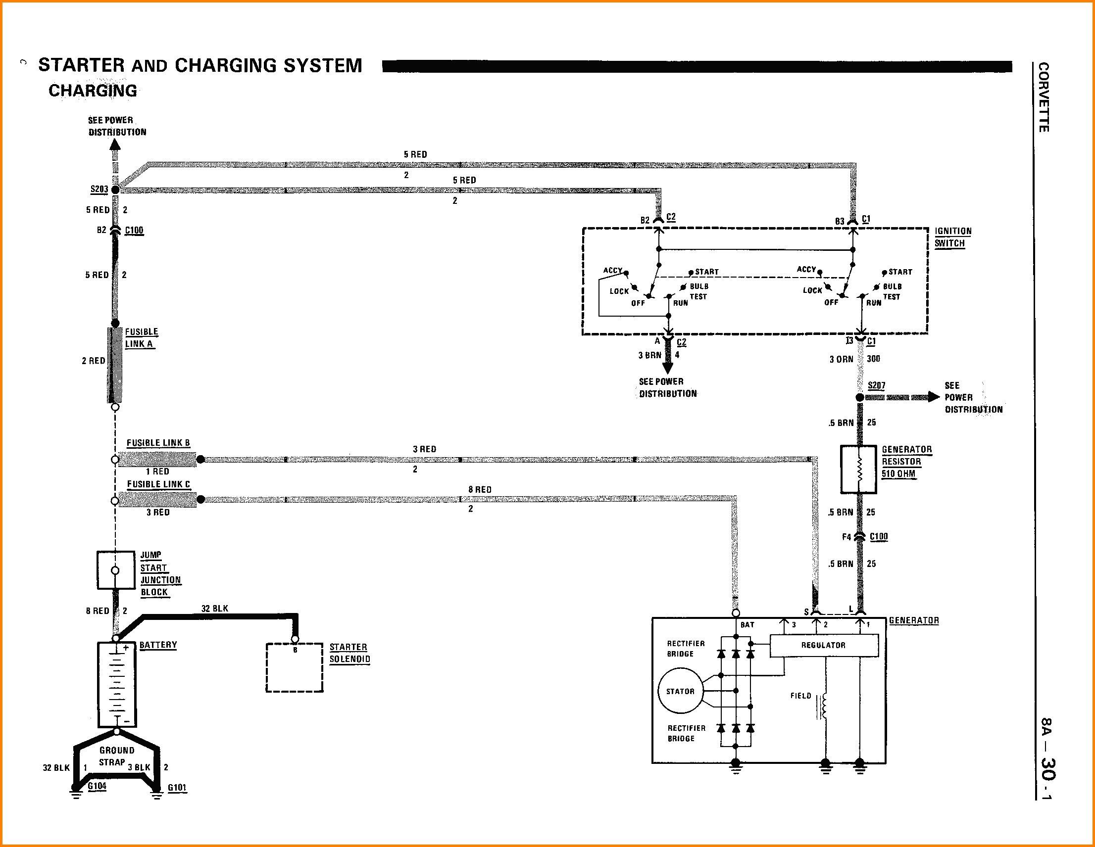 Delco Remy Alternator Wiring Diagram 4 Wire | Shtab - Delco Remy Alternator Wiring Diagram