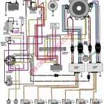 Diagrama Evinrude Johnson 87 88 150 175   Johnson Outboard Starter Solenoid Wiring Diagram