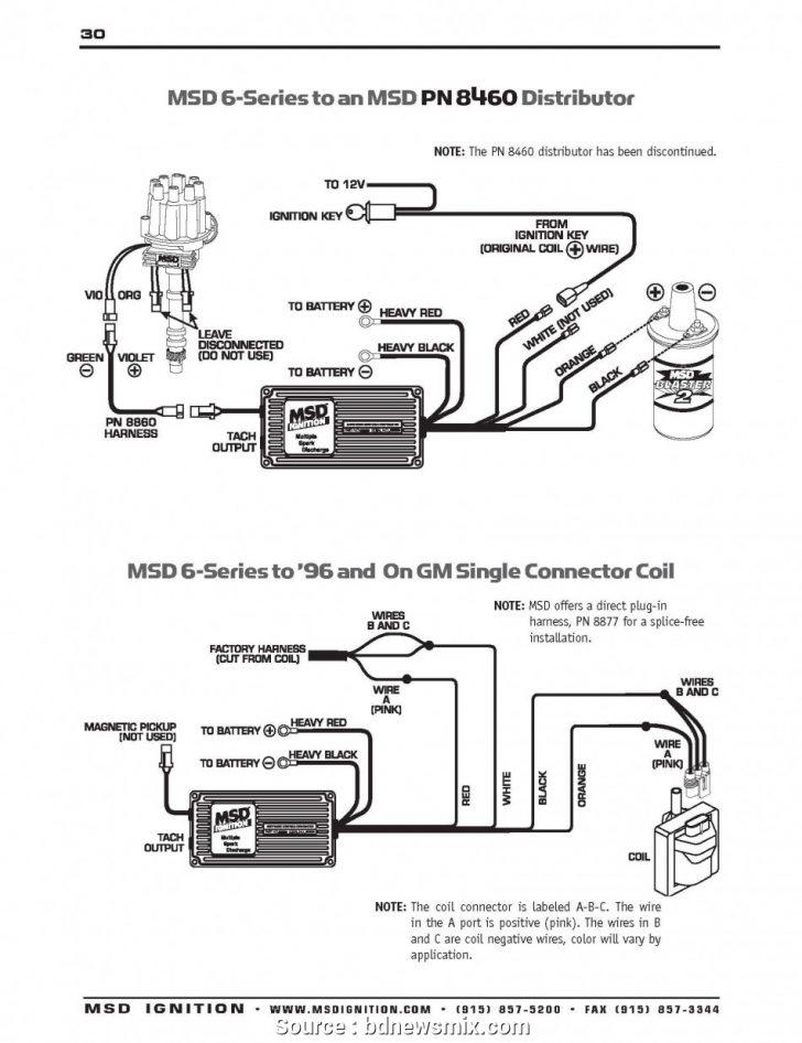 Miraculous Msd Digital 6Al Wiring Diagram Wirings Diagram Wiring 101 Taclepimsautoservicenl