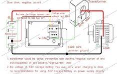Digital Volt Amp Meter Wiring Diagram | Manual E Books   Digital Volt Amp Meter Wiring Diagram