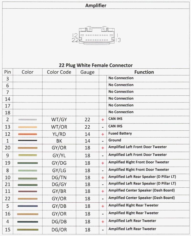 Dodge Radio Wiring Diagram - Wiring Diagrams - Radio Wiring Harness Diagram
