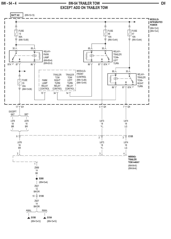 Dodge Trailer Ke Controller Wiring - Wiring Diagrams Thumbs - Dodge Trailer Brake Controller Wiring Diagram