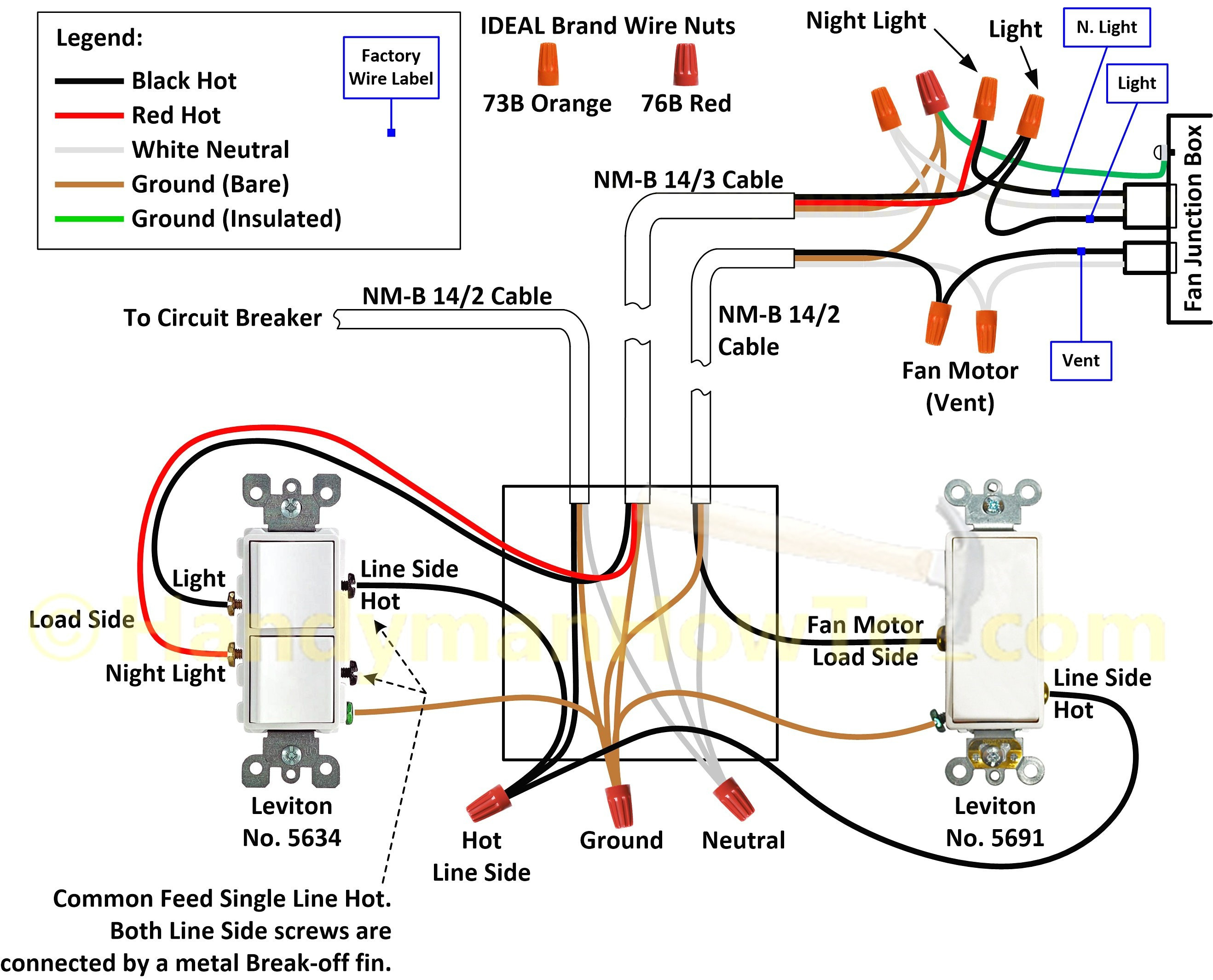 Double 4 Way Switch Wiring Diagram | Wiring Diagram - 3 Way Switch Single Pole Wiring Diagram
