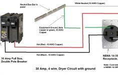 Double Pole Breaker Diagram   Wiring Diagrams Hubs   2 Pole Circuit Breaker Wiring Diagram