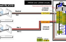 Double Pole Wiring Diagram | Msyc Switch Wiring Diagram   Double Pole Thermostat Wiring Diagram