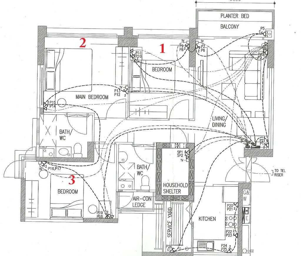 Double Wide Home Wiring Diagrams | Wiring Diagram - Double Wide Mobile Home Electrical Wiring Diagram
