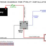 Driving Light Wiring Diagram | Wiring Library   5 Pin Relay Wiring Diagram Driving Lights