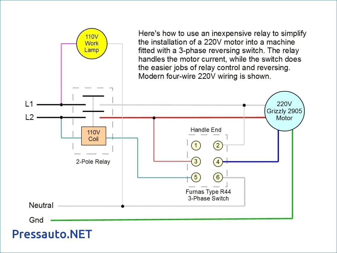 Drum Switch Wiring Schematic | Manual E-Books - 220V To 110V Wiring Diagram