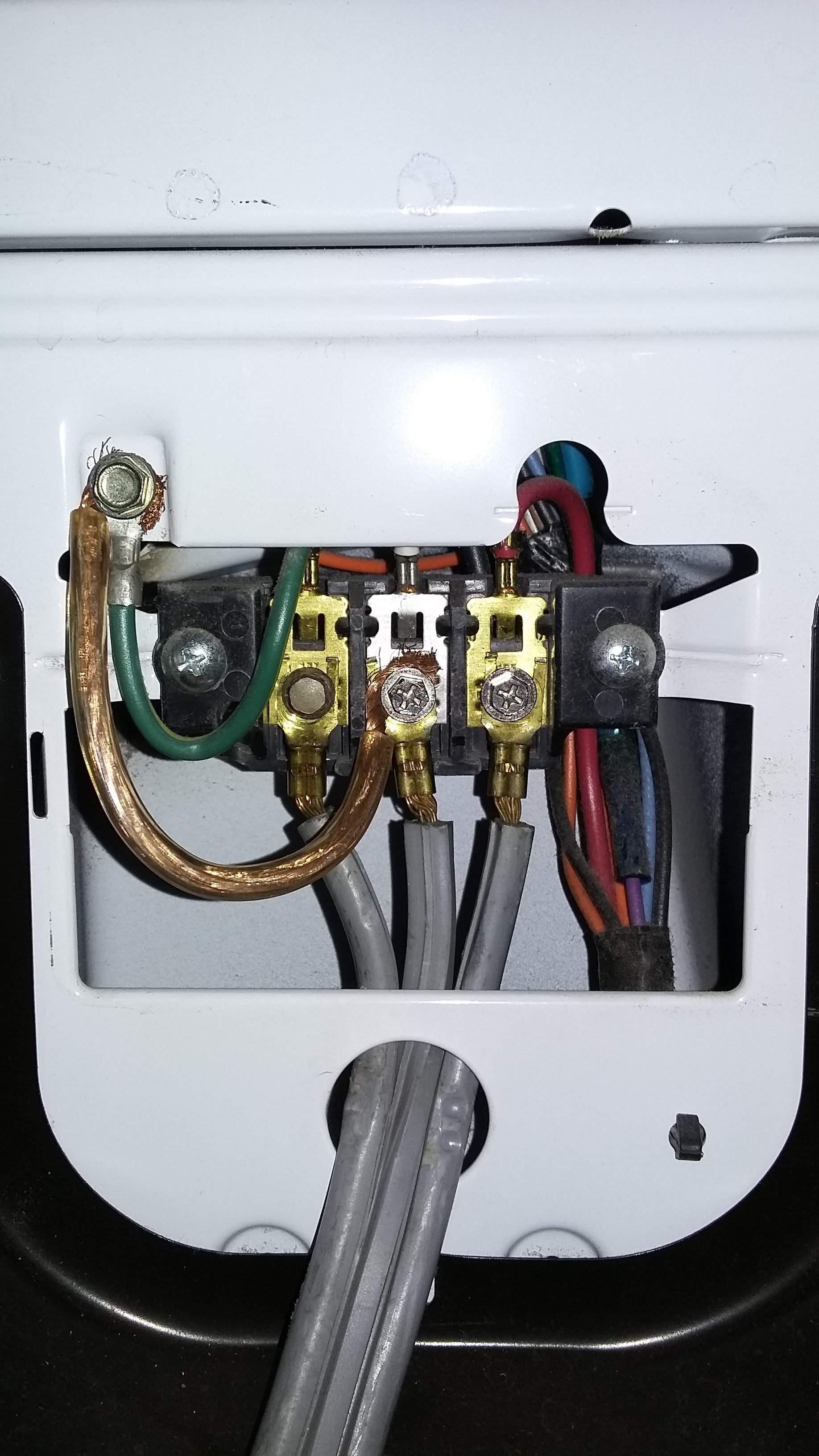 Dryer Plug Wiring Diagram 3 Prong | Releaseganji - Dryer Plug Wiring Diagram